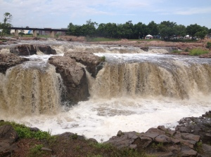 Falls Park, Sioux Falls, South Dakota